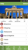 Screenshot of Berlin Travel Guide - mTrip