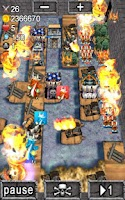 Screenshot of Imperial Defense2 FREE