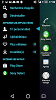 Screenshot of eXperiance theme - XSPACE -