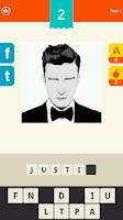 Screenshot of Guess the Celebrity! Logo Quiz