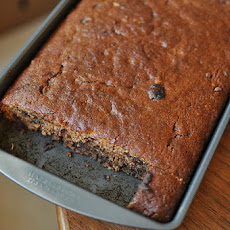 Easy Chocolate Chip Banana Bread