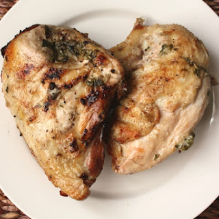Basil Parsley Grilled Chicken Recipes