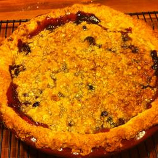 Concord Grape Pie II