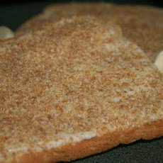 Kaleb's Banana Cream Toast