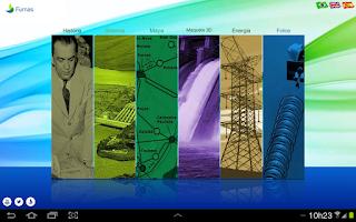Screenshot of Mapa Furnas