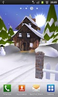 Screenshot of 3D Happy X-Mas Lite