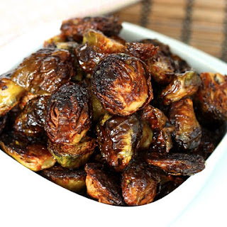 Crispy Asian Brussels Sprouts