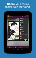Screenshot of AccuRadio