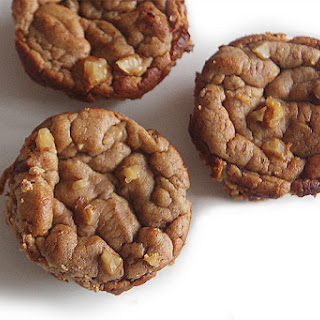 The Ultimate Banana Nut Protein Muffin