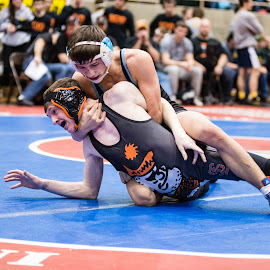 by Jeremy Lanthorn - Sports & Fitness Other Sports ( redmond, scio, riverside, osaa, high school, wrestling, oregon wrestling classic, owc, duals, classic, dual meet )