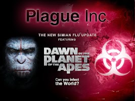 Screenshot of Plague Inc.
