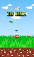 Screenshot of Tappy Frog
