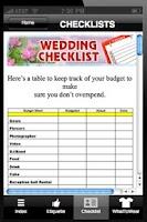 Screenshot of Your Magical Wedding