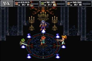 Screenshot of CHRONO TRIGGER