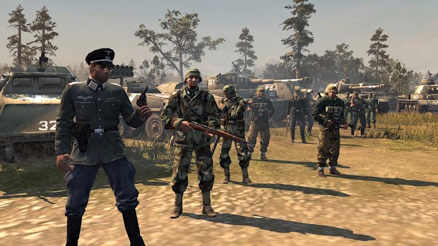Relic reveals Company Of Heroes 2: The Western Front Armies standalone content
