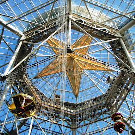 by Holly Herrmann - Buildings & Architecture Architectural Detail ( gaylord texan )