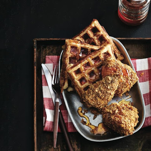 Sweet And Spicy Faux-fried Chicken