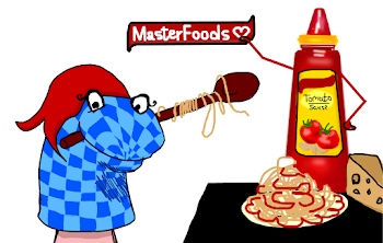Me as Pasta Mascot Advert