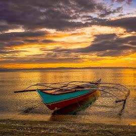 Still by Karen Lee - Transportation Boats