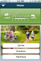 Screenshot of Riverside Estate