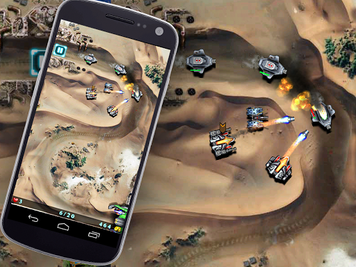 Galaxy Defense (Tower Game) - screenshot