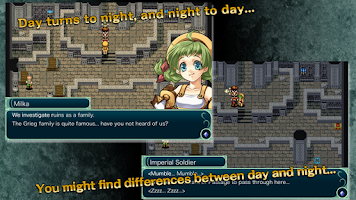 Screenshot of RPG Grinsia