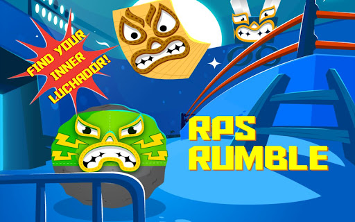 Rock v Paper v Scissors Rumble
