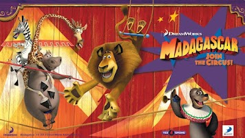 Screenshot of Madagascar -- Join the Circus!