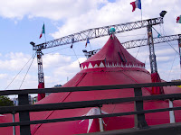 from zirkus to cirque<br>- back in france