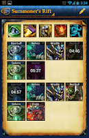 Screenshot of LoL Memento League of Legends