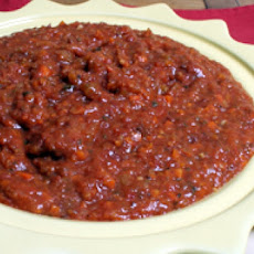 Vegan Sun-Dried Tomato Sauce (For Pizza or Pasta)