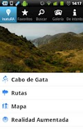Screenshot of inatuRA Cabo de Gata