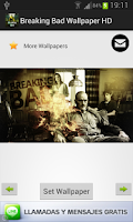 Screenshot of Breaking Bad Wallpapers HD