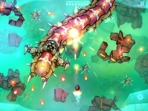 M.A.C.E. Space Shooter apk screenshot
