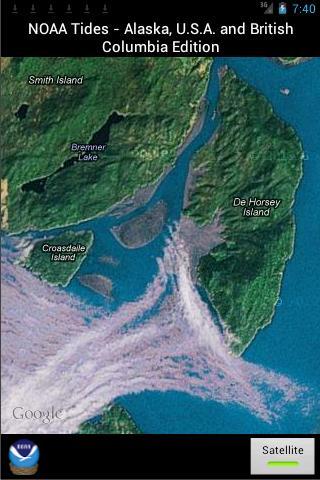 【免費天氣App】Alaska Tides & Tide Charts-APP點子