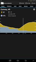 Screenshot of News & Weather (beta)