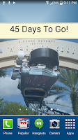 Screenshot of Countdown for Disney World Dlx
