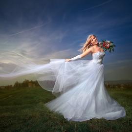 wedding by Dejan Nikolic Fotograf Krusevac - Wedding Bride ( kraljevo, vencanje, novi sad, jagodina, aleksanfrivac, krusevac, svadba, vrnjacka banja )