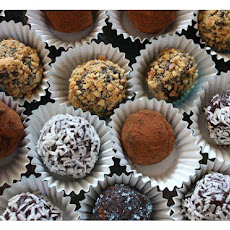 Chocolate Truffles (Vegan)