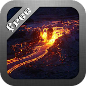 App Furious Volcano Live Wallpaper apk for kindle fire