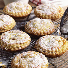 Mincemeat And Rum Butter Pies