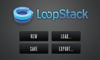 Screenshot of LoopStack