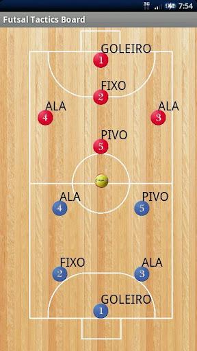 Futsal Tactics Board [Free]