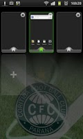 Screenshot of Coritiba Theme