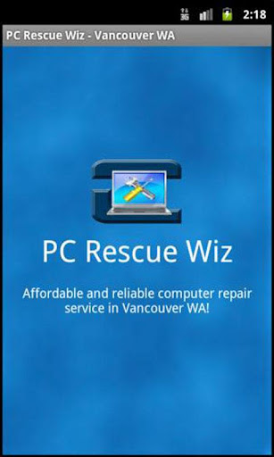 PC Rescue Wiz