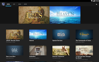 Screenshot of Calvary Chapel Oceanside