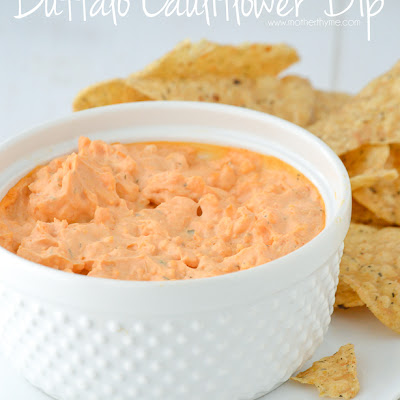 Buffalo Cauliflower Dip