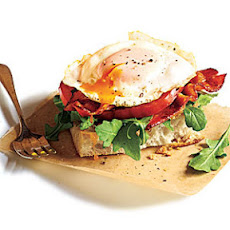 Fried Egg BLT Sandwiches