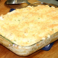Chicken and Pea Casserole