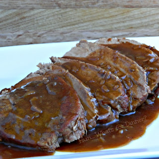 Melt in Your Mouth Crock Pot Roast Beef